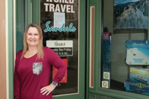 Jacksonville travel agent feels crunch of staying home