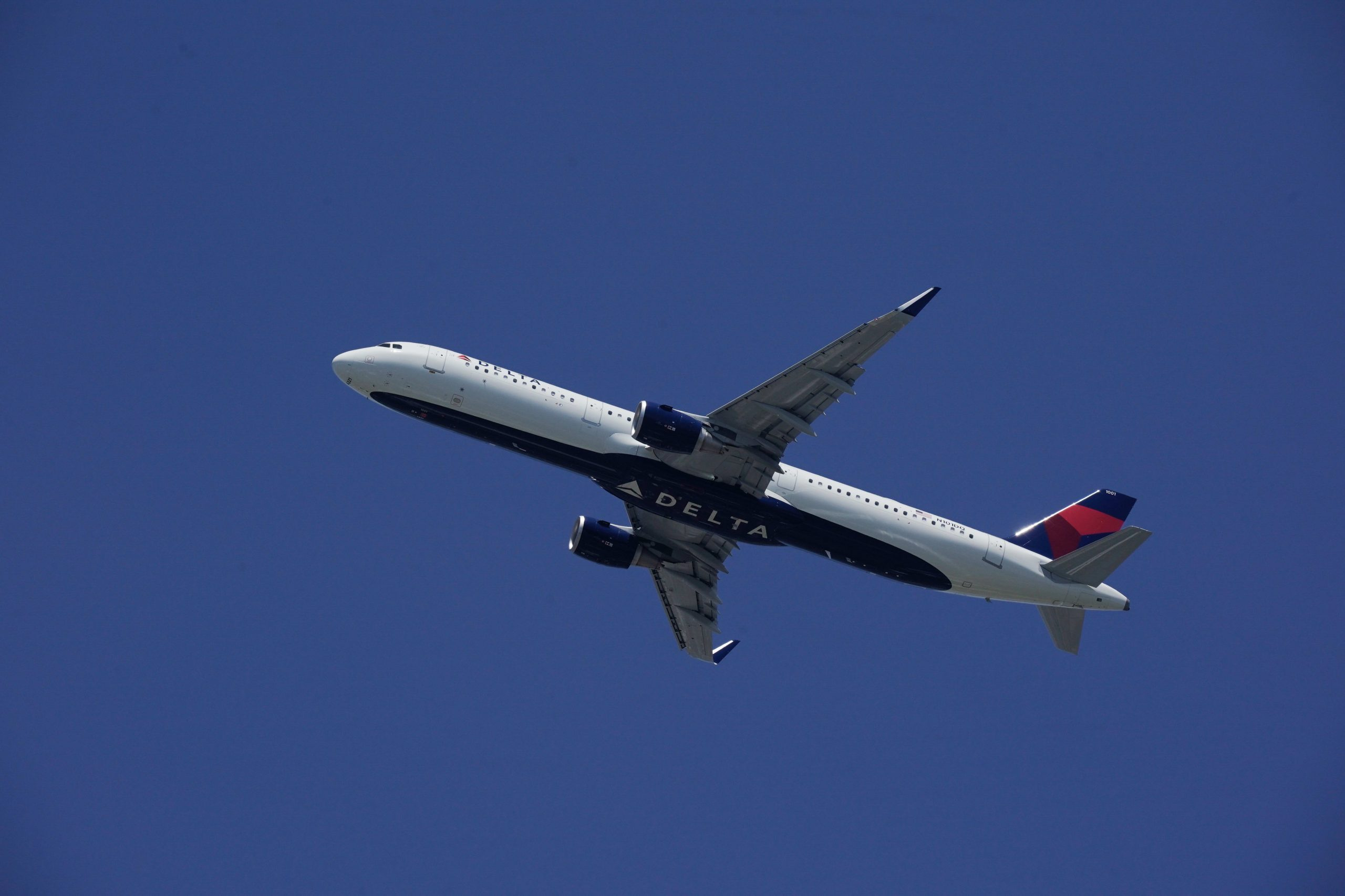Delta expects to add more flights in August but cautious on post-summer travel
