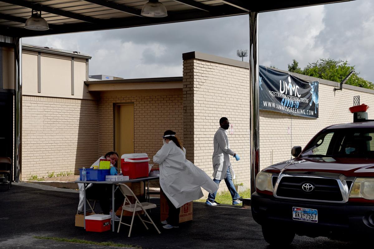 Coronavirus surge puts U.S. on track for deadly summer wave