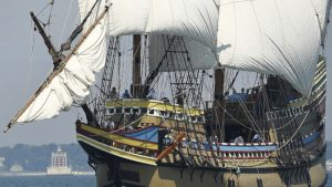 Mayflower II nixes Rhode Island visit due to travel restrictions