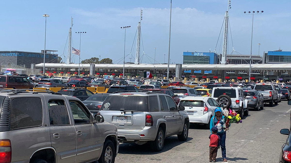 CBP Imposes New Measures to Curb Non-Essential Travel Across US-Mexico Border – NBC 7 San Diego