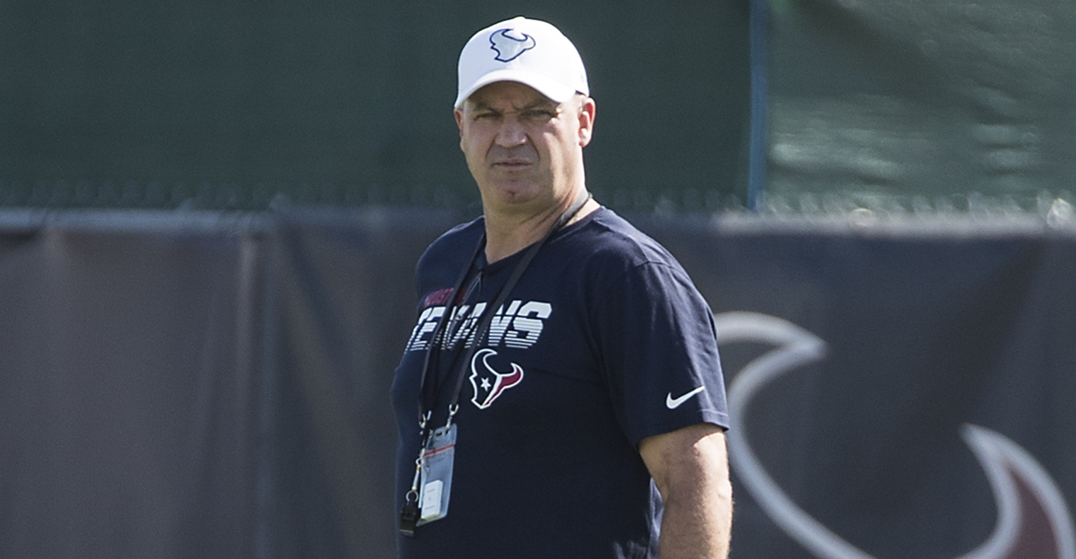 Texans' Bill O'Brien on NFL game-day, travel protocols: 'They're very involved'