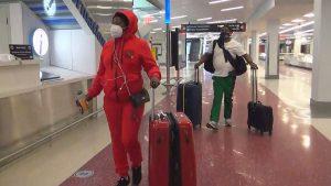 Boston Tourists Adjust To New Coronavirus Travel Order – CBS Boston