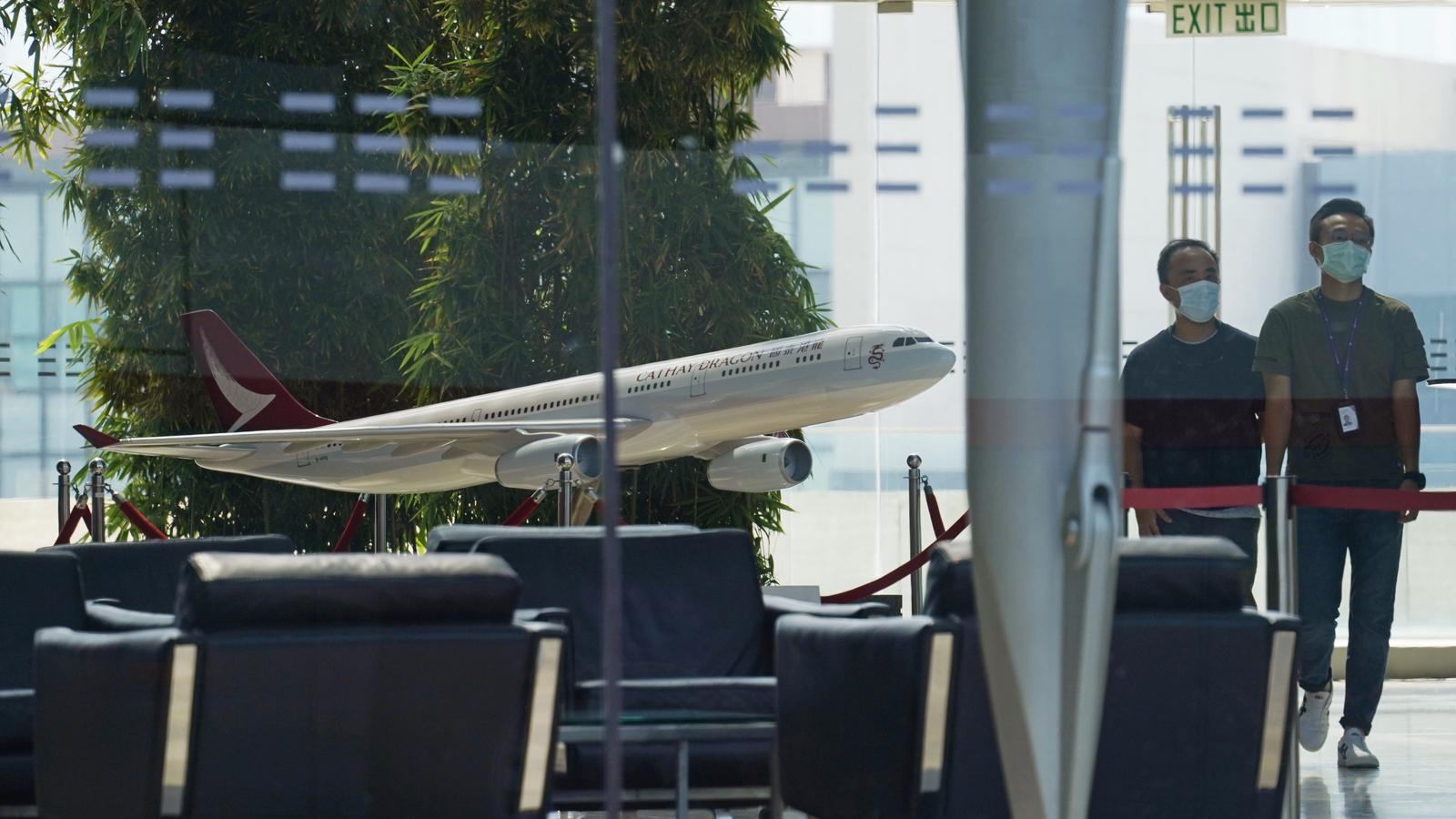 United Airlines' CommonPass works to restart international air travel