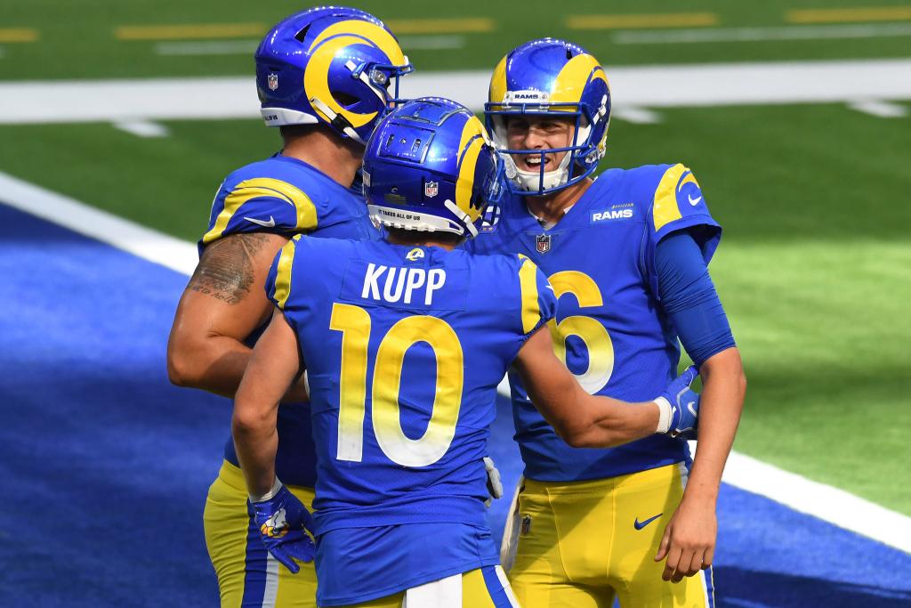 Jared Goff, Rams travel to Washington – Orange County Register