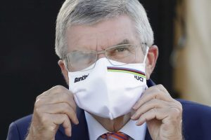 IOC's Bach to skip Seoul ceremony, cites travel concerns