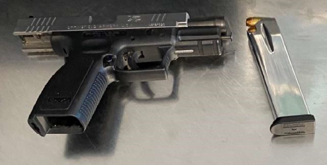 Travels Are Down But Guns Found in NJ Airport Match Last Year's Number: TSA – NBC New York
