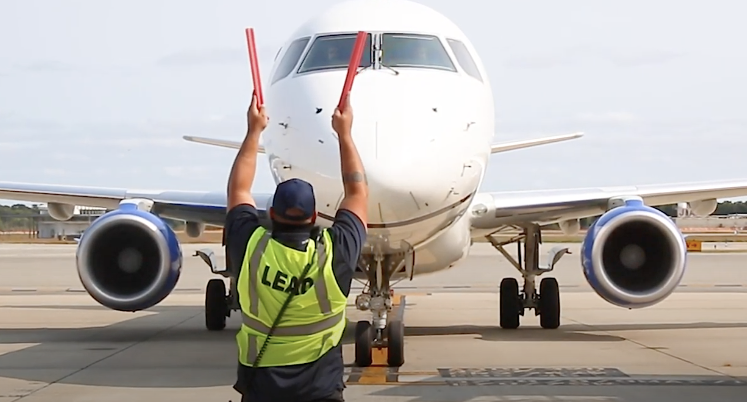 VIDEO: Award-Winning T.F. Green Gives Guidance on Air Travel