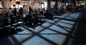 Thanksgiving Travel Drops as Americans Rethink Rituals