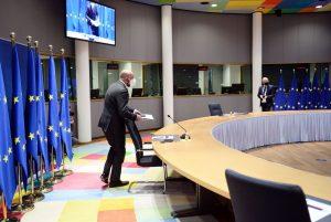 EU stops short of advising against holiday travel over virus