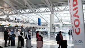New Travel Restrictions Take Effect Tuesday; NYC Advisor IDs 3 COVID Strains of Concern – NBC New York