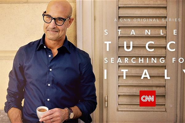 Travel TV Series 'Stanley Tucci: Searching For Italy' Is Drawing Rave Reviews