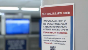 46 States Now on List Requiring Quarantine or Negative Test – NBC Chicago