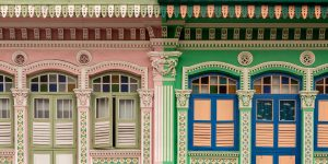 See Singapore's Colorful Shop-Houses | Travel + Leisure