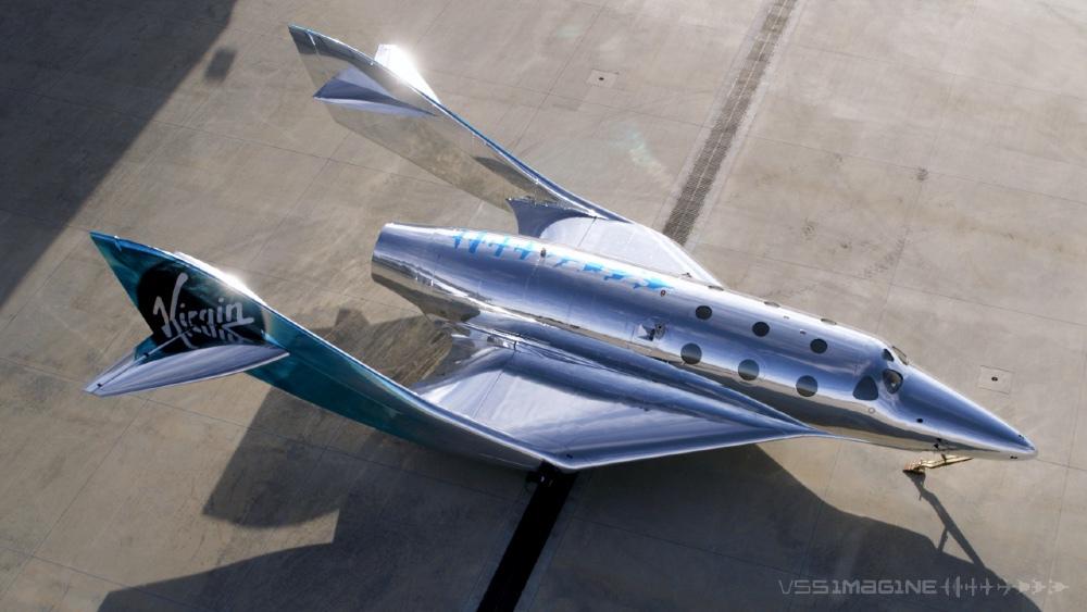 Virgin Galactic's 'Imagine' Spaceship Brings Us Closer to Space Travel – Robb Report