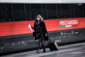 COVID-Free, High-Speed Trains Hold Promise For Summer Travel In Italy