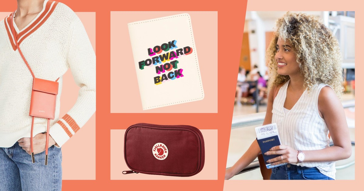 11 top-rated passport holders and travel wallets in 2021
