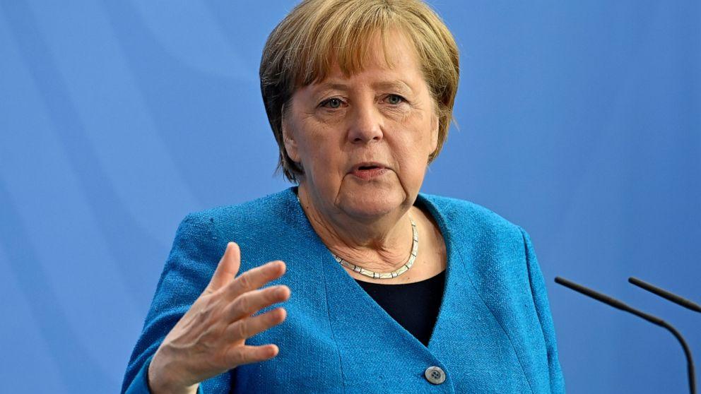 Merkel hopeful on Europe summer travel even without vaccine