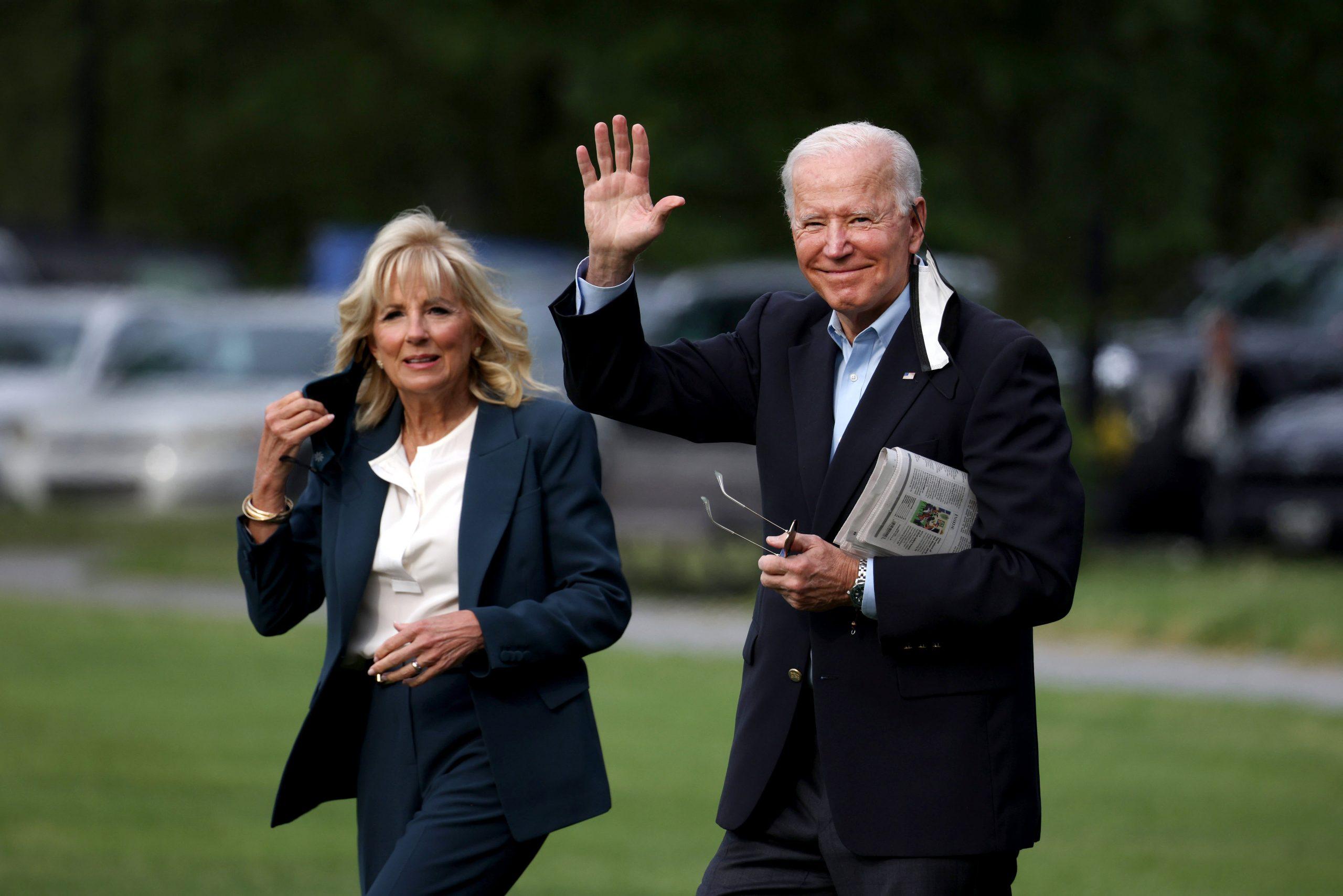 Biden, Johnson pledge new 'Atlantic Charter' covering tech, trade, travel