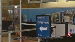 Uptick In Travel Leads To Longer Wait Times At Will Rogers World Airport