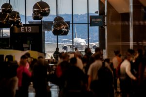 Passengers advised to pack their patience as airlines grapple with staffing shortages, bad weather