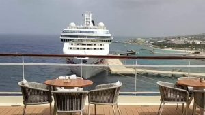 'It's a very big deal:' Longwood travel agent sailing on first cruise from US port