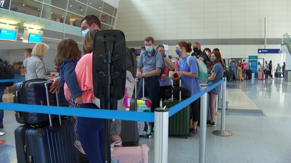 Airports Bracing For Busy Independence Day Weekend Travel – NBC 5 Dallas-Fort Worth