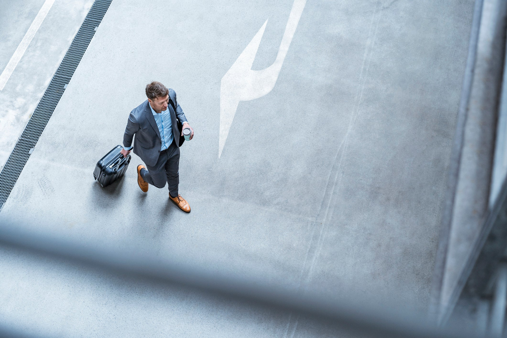 Business travel is recovering from the pandemic sooner than expected