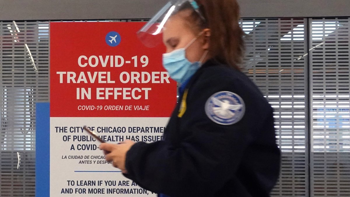 City Adds 3 More States Back to List as COVID Cases Rise – NBC Chicago