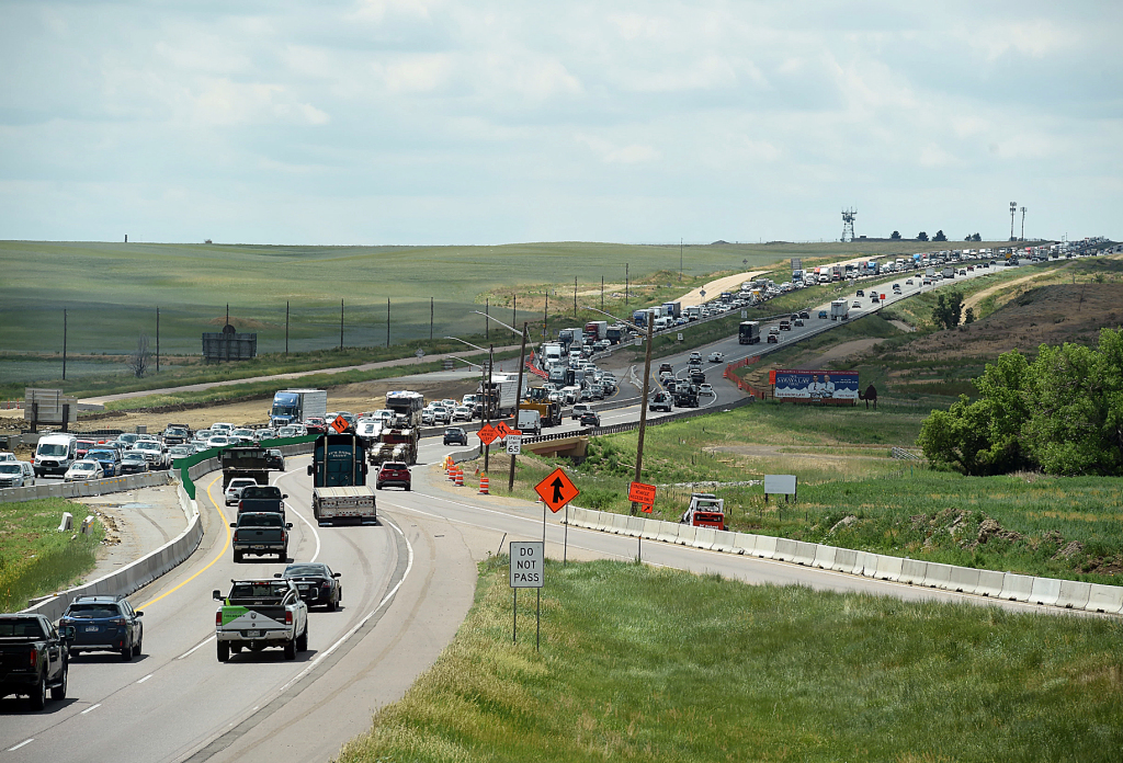 State to taper back rules meant to reduce vehicle travel – Loveland Reporter-Herald