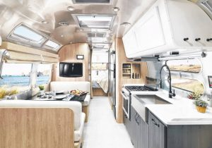 Airstream launches Pottery Barn Special Edition Travel Trailer