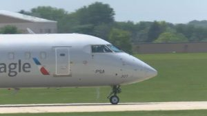Summer air travel numbers surging in Central Illinois