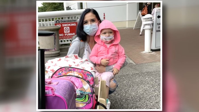 Oregon family must travel hours away for daughter's cancer treatment amid hospital staffing shortage